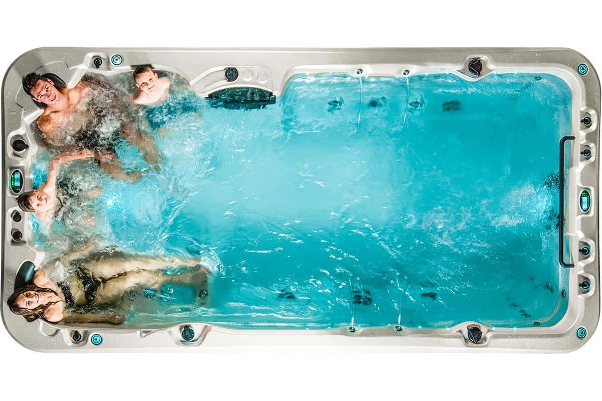 Aquagym Max Swim Spa 4