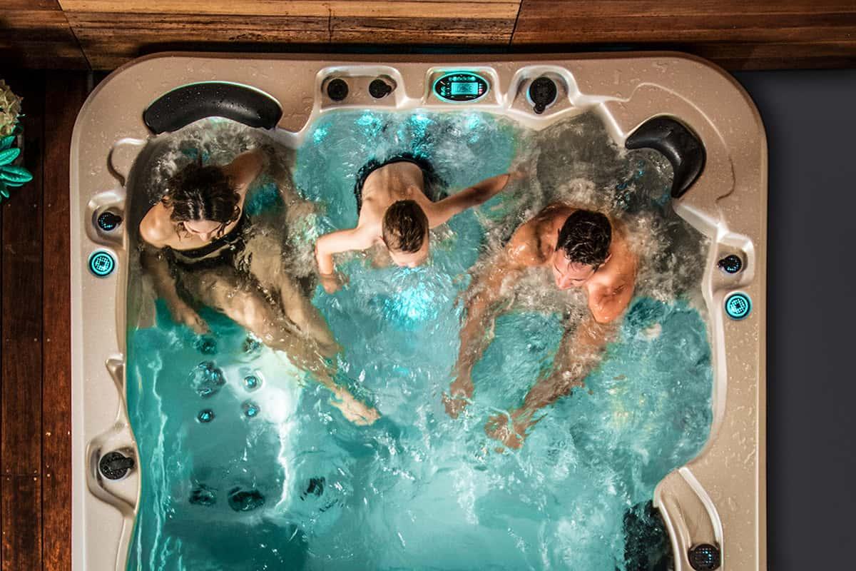 Aquagym Max Swim Spa 3