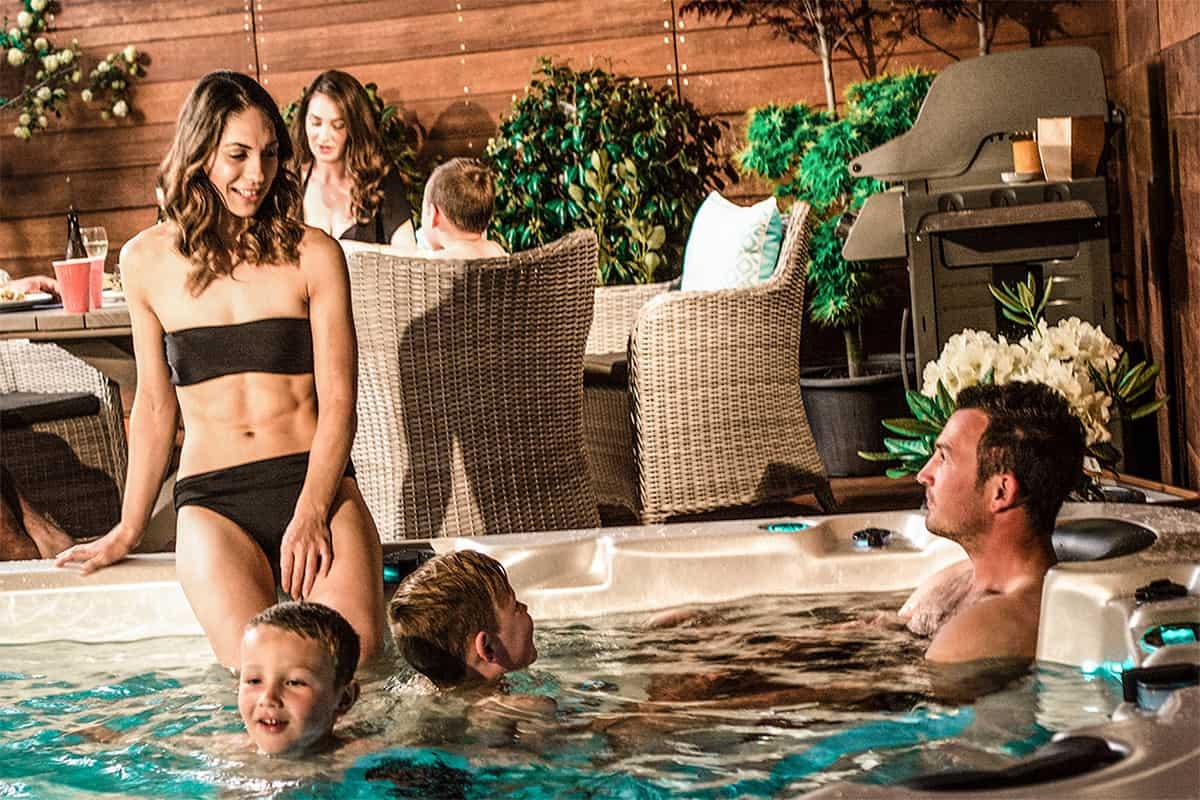 Aquagym Max Swim Spa 5